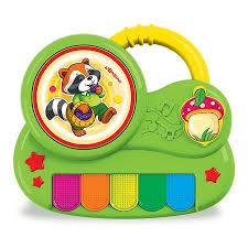 <b>Музыкальные инструменты</b> для малышей <b>Азбукварик</b> — купить в ...