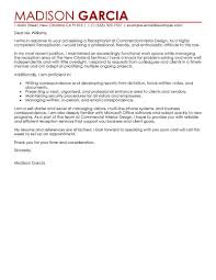 Cover Letter for a Receptionist happytom co