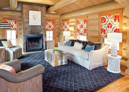 lighting living room complete guide: photo this room design by jen visosky of grace home design is anchored by the rich navy rug visosky recommends letting the furniture layout guide you