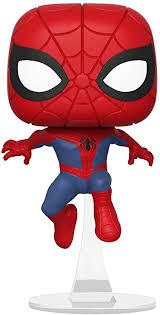 <b>Funko 34755</b> Marvel Into The Verse: <b>Spider</b>-<b>Man POP</b> Bobble, Multi ...