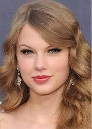 Hairstyles Inspired by Celebrities: Taylor Swift Style Wigs | DressilyMe Occasion Wear - Taylor-Swift-Long-Wavy-Wig