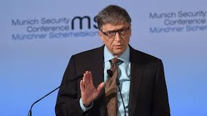 「bill gates say robots should be taxed」の画像検索結果