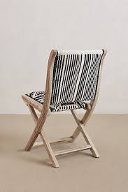 terai folding chair in green back anthropologie nice lines anthropologie style furniture