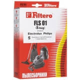 <b>Мешок</b>-<b>пылесборник Filtero FLS 01</b> (S-bag) (5) Standard - купить в ...