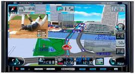 """Kenwood представил GPS-устройство """"все-в-одном"""". Мобильные ..."""