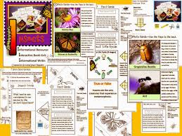 the best of teacher entrepreneurs ii welcome spring insects insects informational reading and writing activities