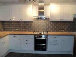 Gray Tile Kitchen Floor Modular Kitchen Making The Best Out Of The Space Wall Tiles