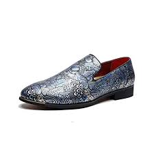 HILOTU <b>Mens</b> Fashion Oxford Shoes Formal Style Leather Retro ...
