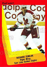 Image result for richard zemlak  hockey