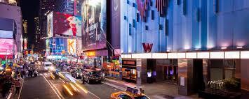 W <b>New York</b> - <b>Times Square</b>