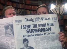 Image result for superman headline 1978