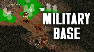 The <b>Military</b> Base: Where the Enclave's Great Secret Lies Buried ...
