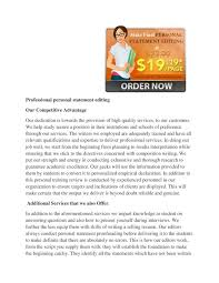 professional personal statement writers com along that professional personal statement writers american schools