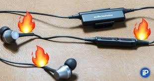 Я в восторге от этих <b>наушников Audio</b>-<b>Technica</b>. Советую ...