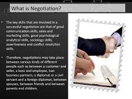 negotiation skills basics презентация онлайн 21