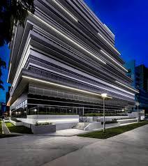 100pp office building by mod_dezeen_468_4 building facade lighting