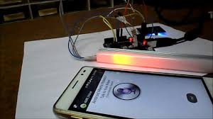 <b>RGB Led controlled</b> by <b>voice</b> (Arduino + Android) - YouTube