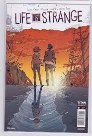 <b>Life Is Strange</b> #1 (2018) Claudia Leonardi Cover & Pencils, Emma ...