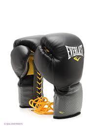 <b>Перчатки</b> тренировочные на шнуровке Pro <b>Leather</b> Laced 16oz ...