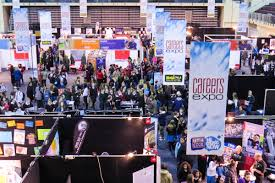 what help should schools provide careers a busy careers expo