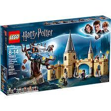 Купить <b>конструктор LEGO Harry Potter</b> Гремучая ива 75953 в ...