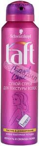 <b>Спрей Taft Casual Chic</b>, для текстуры волос, 150 мл — Едадил