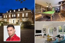 Inside <b>Liam</b> Payne's home with <b>hot</b> yoga studio, Iron Man statue and ...