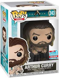 Funko Pop! Aquaman Arthur Curry Fall Convention ... - Amazon.com