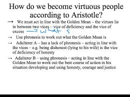 applying aristotle s virtue ethics applying aristotle s virtue ethics