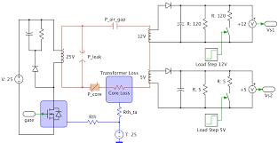 Drawing Electric Circuits Plecs Plexim
