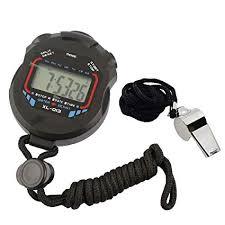 <b>Waterproof Digital LCD</b> Stopwatch Chronograph Timer Counter ...
