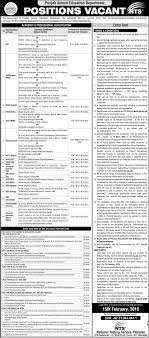 punjab educators jobs nts test date 2016 click here