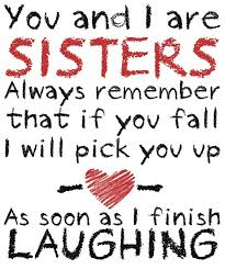 Sister Quotes For Birthday Funny - funny quotes for birthday ... via Relatably.com