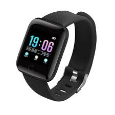 Generic <b>116plus</b> Smart <b>Bracelet</b> 1.3-Inch TFT Color Screen <b>Sports</b> ...