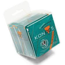 Купить <b>Чистящие салфетки</b> (<b>KTS</b>-<b>30</b>) <b>KONOOS</b> для LCD экранов ...
