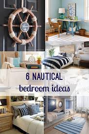 Nautical Themed Bedroom Decor Nautical Bedroom Ideas Wowicunet