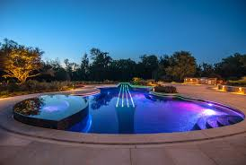 swimming pool lighting ideas swimming pool white pool lights architecture cheap and romantic outdoor cheap kitchen lighting ideas