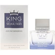 <b>Antonio Banderas King</b> Of Seduction Eau De Toilette 100ml - Clicks