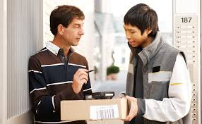 Image result for parcel delivery man free images