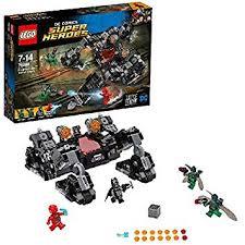 <b>Lego</b> (<b>LEGO</b>) <b>Super Heroes</b> Night Crawler / Tunnel / Attack <b>76086</b>