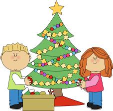 Kuvahaun tulos haulle christmas tree  clipart
