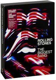 <b>Rolling Stones: The</b> Biggest Bang (4 DVD) — купить в интернет ...