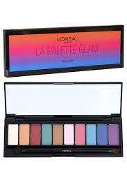 <b>L'Oreal Color Riche</b> La Palette <b>Glam</b> Eyes (Yeux) 7g Symphony of ...