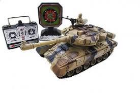 <b>Радиоуправляемый танковый бой Household</b> Russia T-90 ...