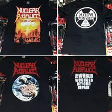 <b>Nuclear Assault</b> - Ready stock!!! <b>Nuclear Assault</b> t-shirt... | Facebook