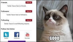 Tardar No Mates | Grumpy Cat | Know Your Meme via Relatably.com