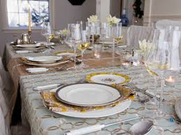 Tablecloths For Dining Room Tables Decorative And Accessories In Table Settings Imanada