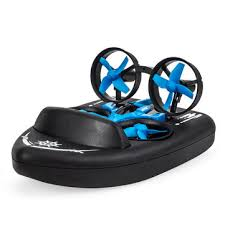 <b>Jjrc</b> h36f terzetto <b>1</b>/20 2.4g <b>3</b> in <b>1</b> rc boat vehicle flying drone land ...
