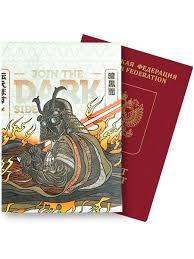 <b>Обложка на паспорт New</b> Darkside New wallet 6702159 в ...