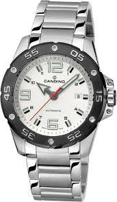 Швейцарские Механические Наручные <b>Часы Candino C4452_1</b> ...